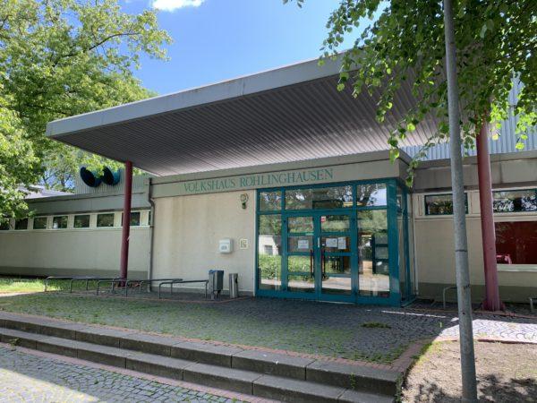 Das Volkshaus Röhlinghausen wird jährlich mit 185.000 € von der Stadt unterstützt.